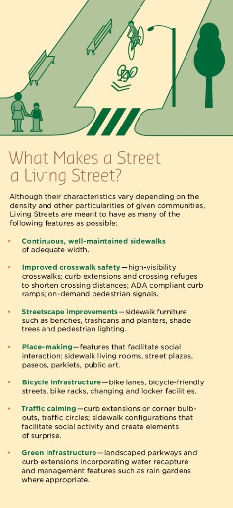 About What Makes A Street a LS